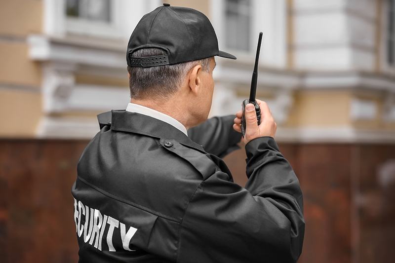 How To Be A Security Guard Uk in Kent United Kingdom